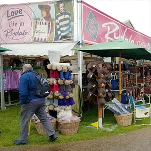 Rydale at East Anglian Game Fair 2016
