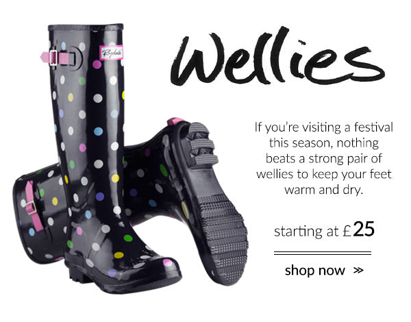 Rydale Festival Wellies 2016