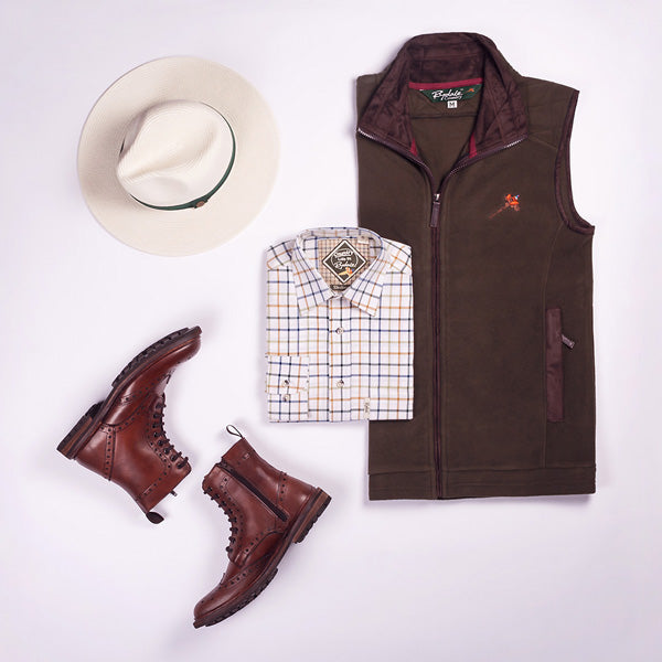 2016 Mens Game Fair Outfit