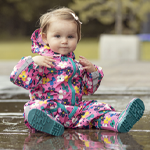 Kids Puddle Suit
