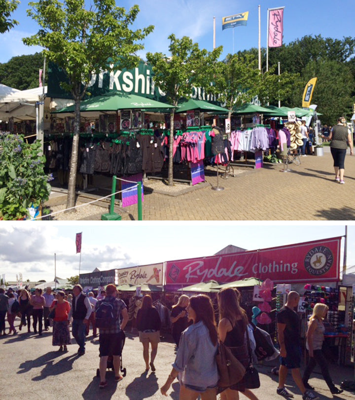 Rydale Clothing at The Great Yorkshire Show 2015