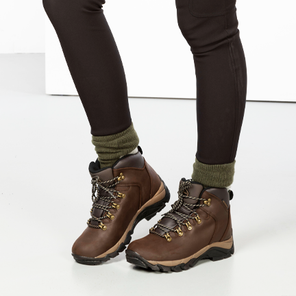 How to Lace up Boots