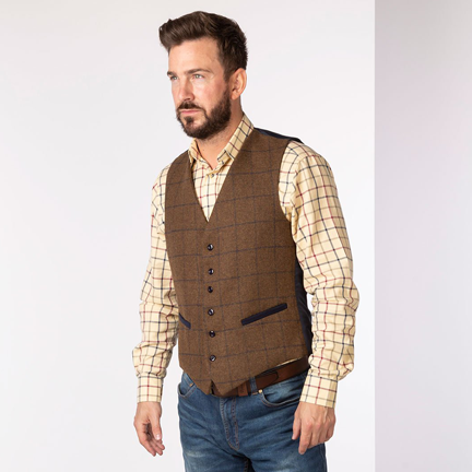 How to Wear a Pocket Watch with a Waistcoat