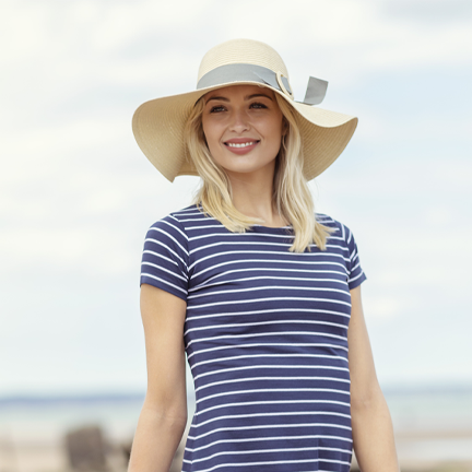 How to Wear a Summer Hat