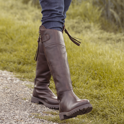 How to Wear Riding Boots