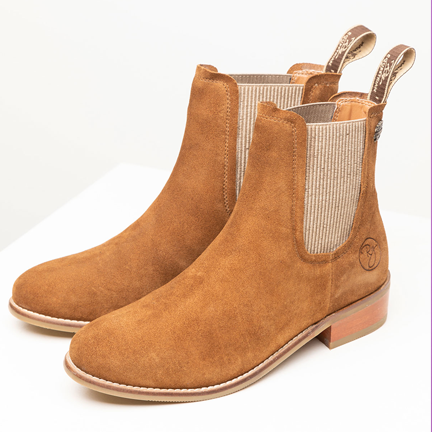 How to Wear Tan Chelsea Boots