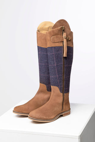 Ladies Knee-High Boots