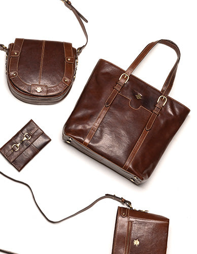 Rydale Leather Handbag Range