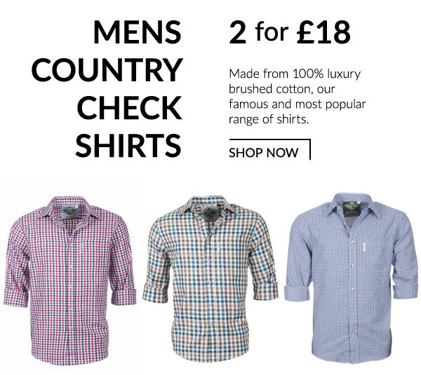 Rydale Country Cotton Shirts