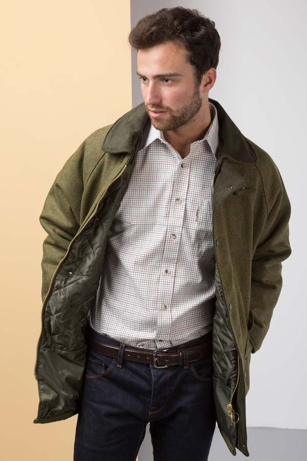 Men's Derby Jacket