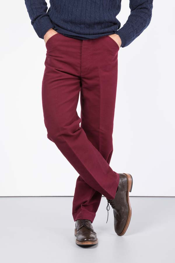 Men's Moleskin Trousers