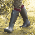 Men's Neoprene Lined Wellington Boots
