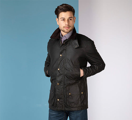 Men's Richmond Slim Wax Jacket