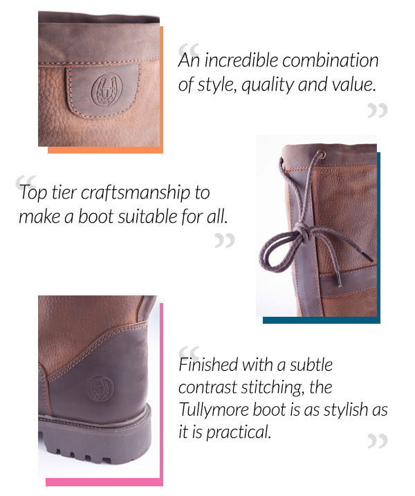 Tullymore Boot Details