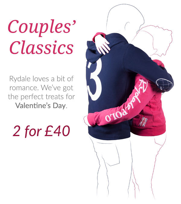 Couples 2 for £40 on Valentine's Day