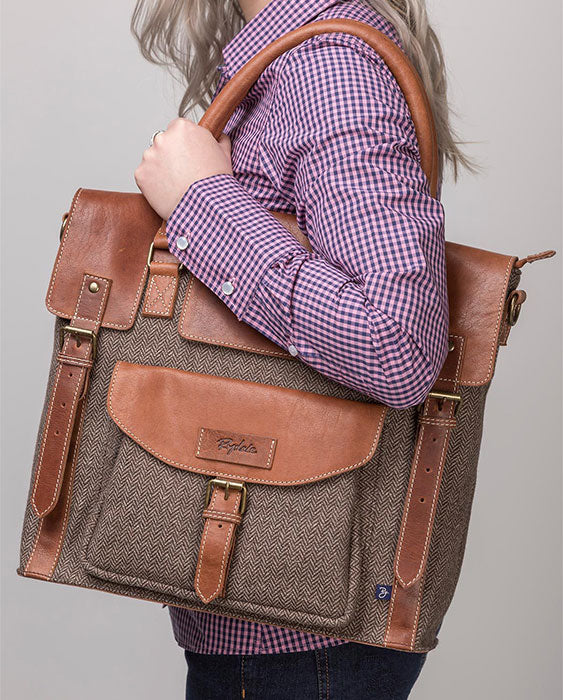 Verity Tweed Satchel