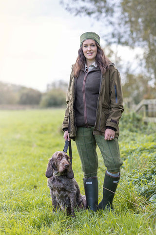 Ladies Clay Pigeon Shooting Outfit