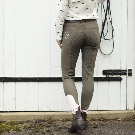 What is The Difference Between Jodhpurs & Breeches?