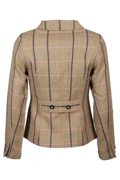 Megan - Tweed Hacking Jacket for Women