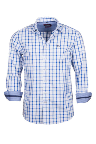 Alfie - Oxford Cotton Shirt
