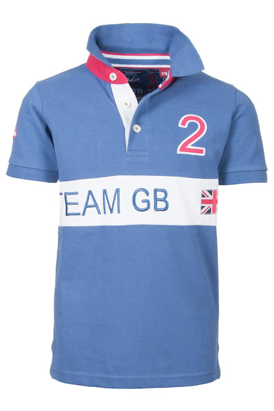 JBlue - Rydale Juniors Boys Beadlam Polo Shirt