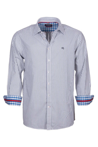 Charlie - Oxford Cotton Shirt