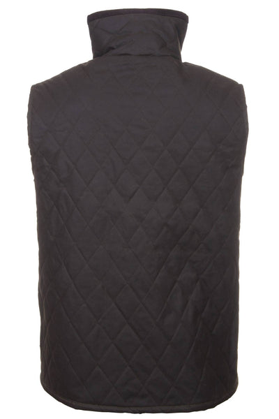 Olive - Diamond Quilted Waistcoat
