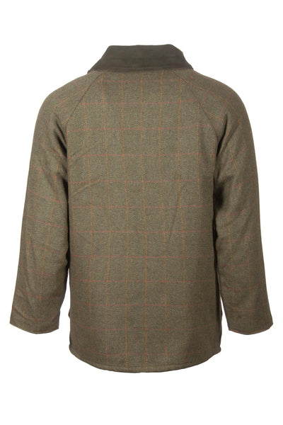 Dark Check - Mens Derby Tweed Jacket