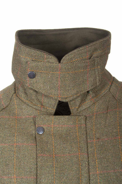 Dark Check - Rydale Padded Tweed Shooting Jacket