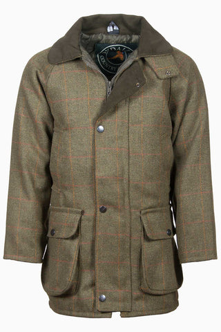 Junior's Boy's Derby Tweed Jacket