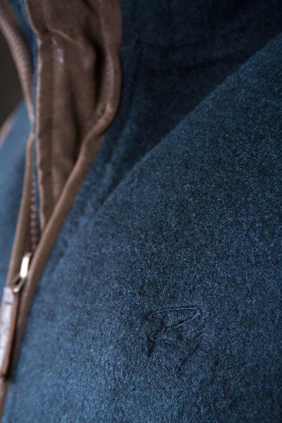 Navy - Egton Fleece Gilet