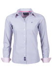 Eliza - Stripe Ladies Shirt