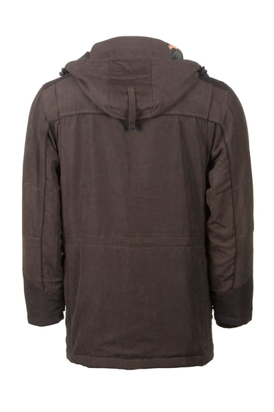 Mens Gembling Hooded Shooting Jacket