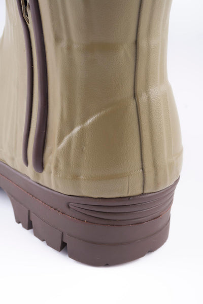 Olive - Gransmoor Zipped Wellies