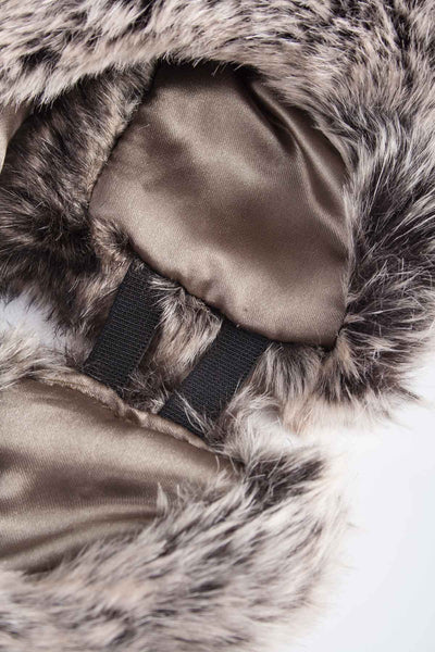 Brown - Soft Fur Headband