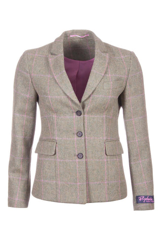Short Tweed Blazer