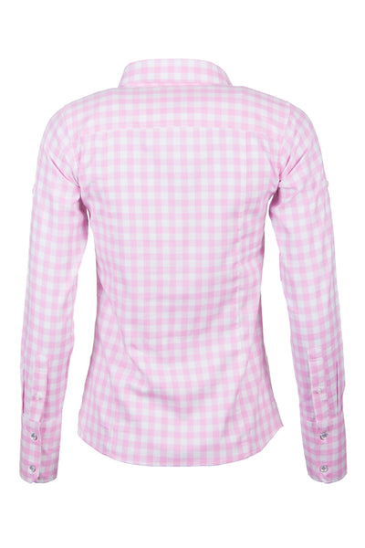 Holly Pink - Ladies Hannah Shirt