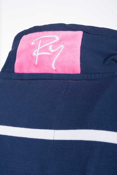 Navy / White - Womens Sweatshirts