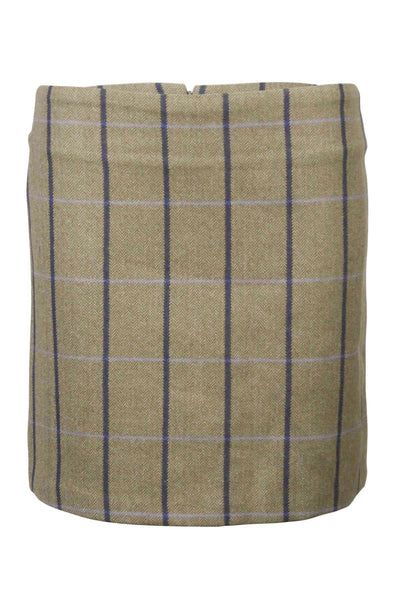 Lucinda - Short Tweed Skirt