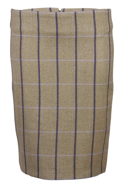 Lucinda - Long Tweed Skirt