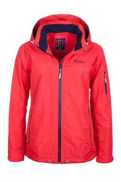 Cherry - Ladies Belle II Mesh Lined Jacket