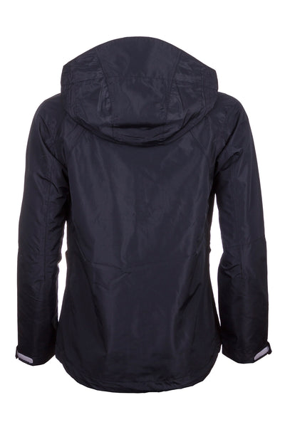 Black - Ladies Belle II Mesh Lined Jacket