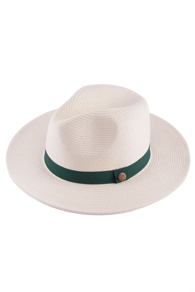 Green - Panama Hat