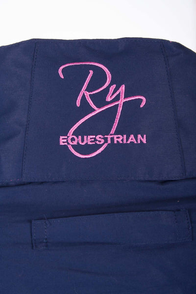 Navy - Rydale Ripon Polo Jackets for Women
