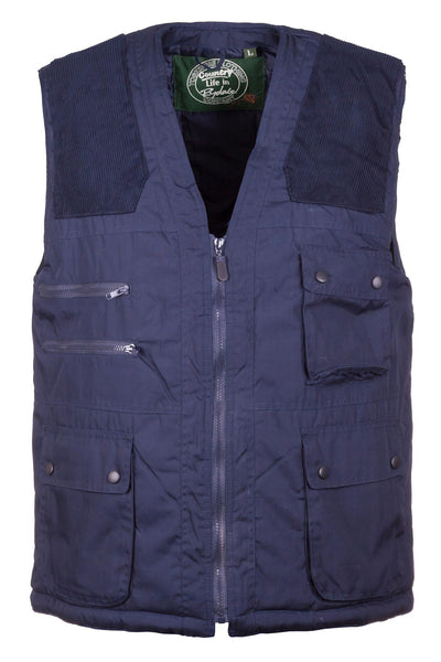 Navy - Brecon Bodywarmer