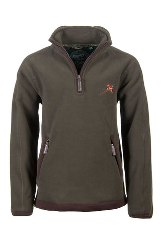 Junior Gransmoor Half Zip Fleece