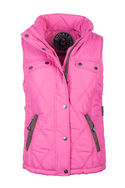 Candy - Kirby Quilted Gilet