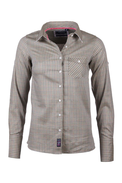 Poacher Olive - Ladies Hannah Shirt