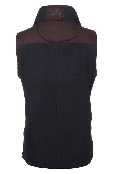 Gunmetal - Lady Garton Fleece Gilet