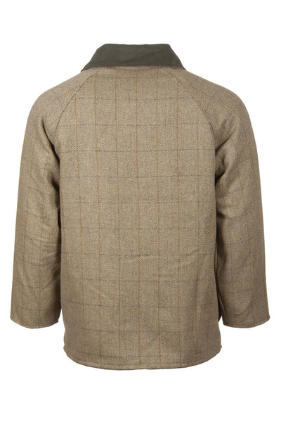 Light Check - Mens Derby Tweed Jacket
